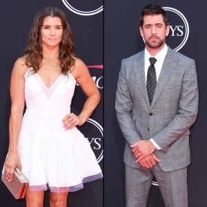 Danica Patrick Posts About Gut Feeling And Pain After Aaron Rodgers Split
