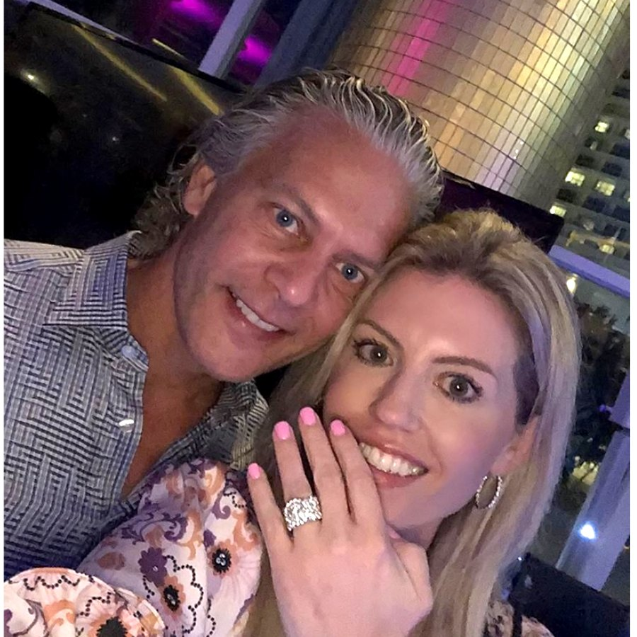 David Beador Expecting His 1st Child With Pregnant Fiancee Lesley Cook