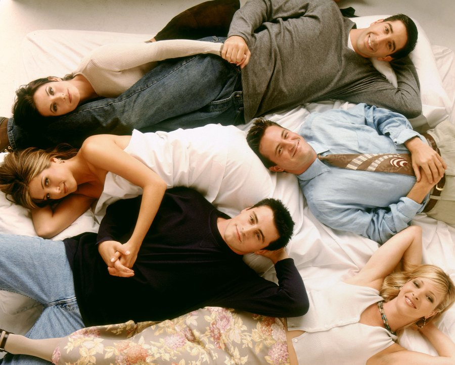 David Schwimmer Shares Excitement for Upcoming Friends Reunion Cast