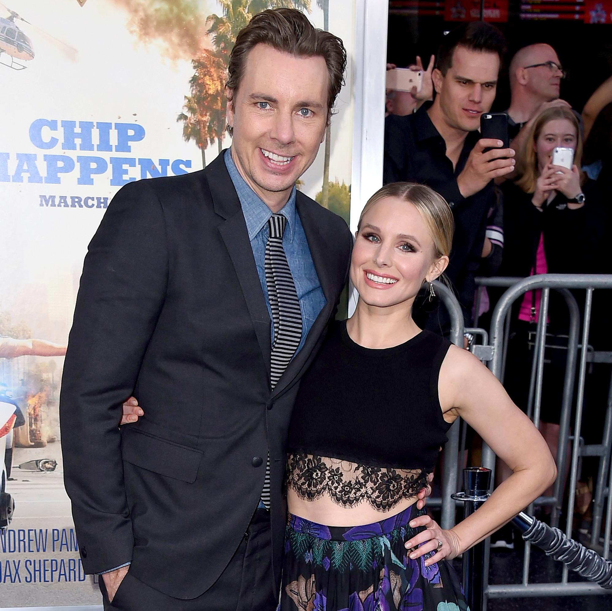 Dax Shepard Reveals How He Flirts With Kristen Bell