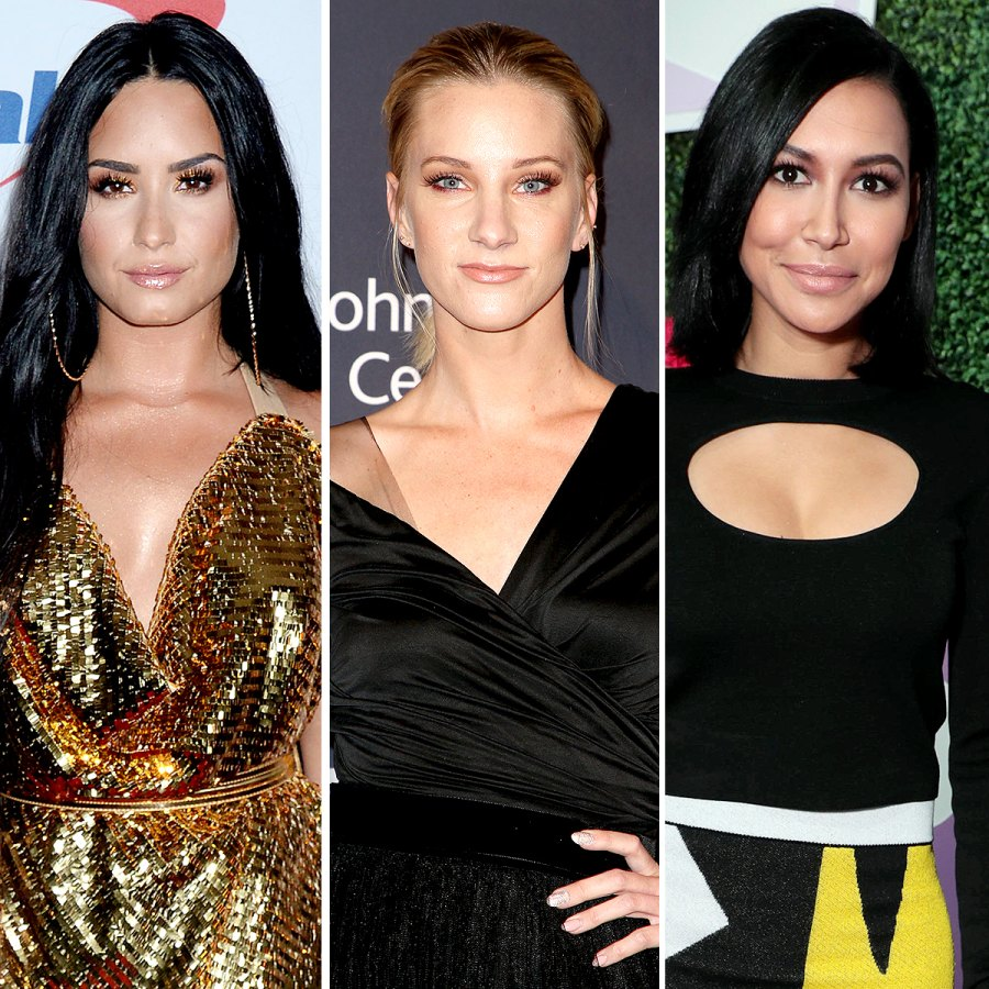 Demi Lovato Heather Morris and More Celebs Share Messages of Hope After Naya Rivera Goes Missing