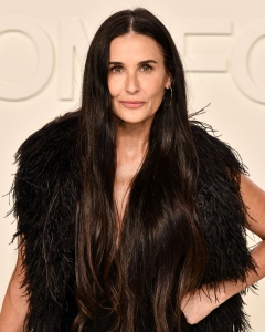 Demi Moore Is 'Howling' With Laughter After Tweet About Her Confusing Bathroom Decor Goes Viral
