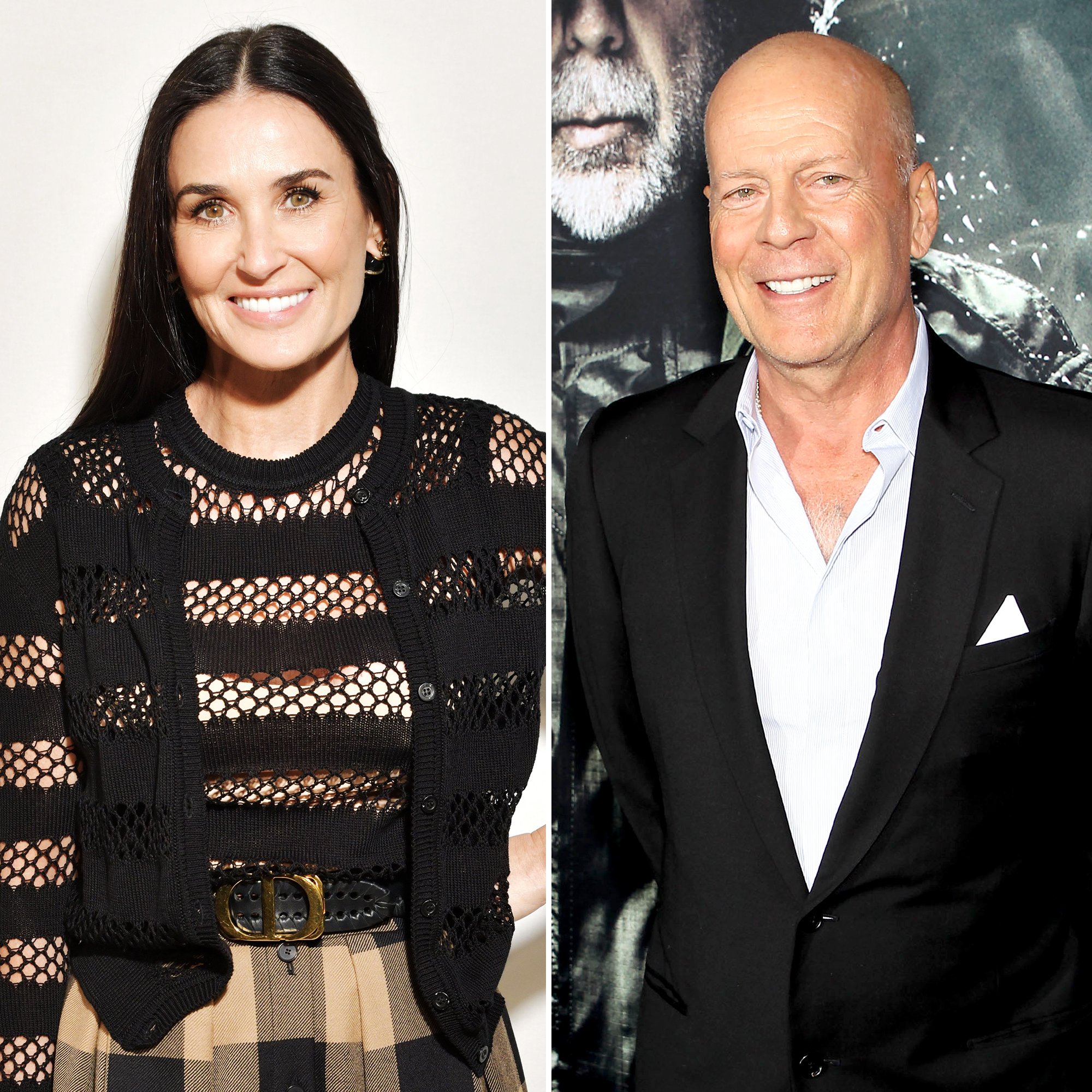 Demi Moore Says Ex Bruce Willis Is to Blame for Viral Bathroom Decor 2