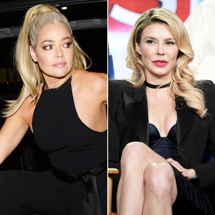 Denise Richards Begs Real Housewives Of Beverly Hills Not to Air Brandi Glanville Allegations