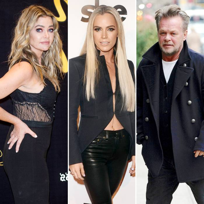 Denise Richards Fires Back at Teddi Mellencamp After John Mellencamp Pokes Fun
