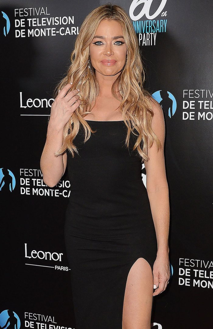 Denise Richards Quits Her Vegetarian Diet