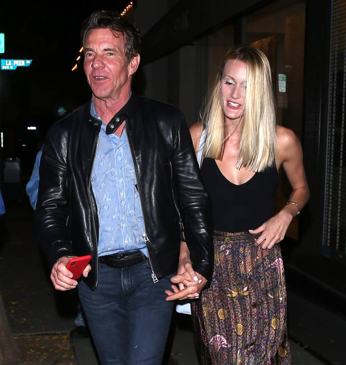 Dennis Quaid and Wife Laura Savoie Take Montana Honeymoon 1 Month After Secretly Tying the Knot