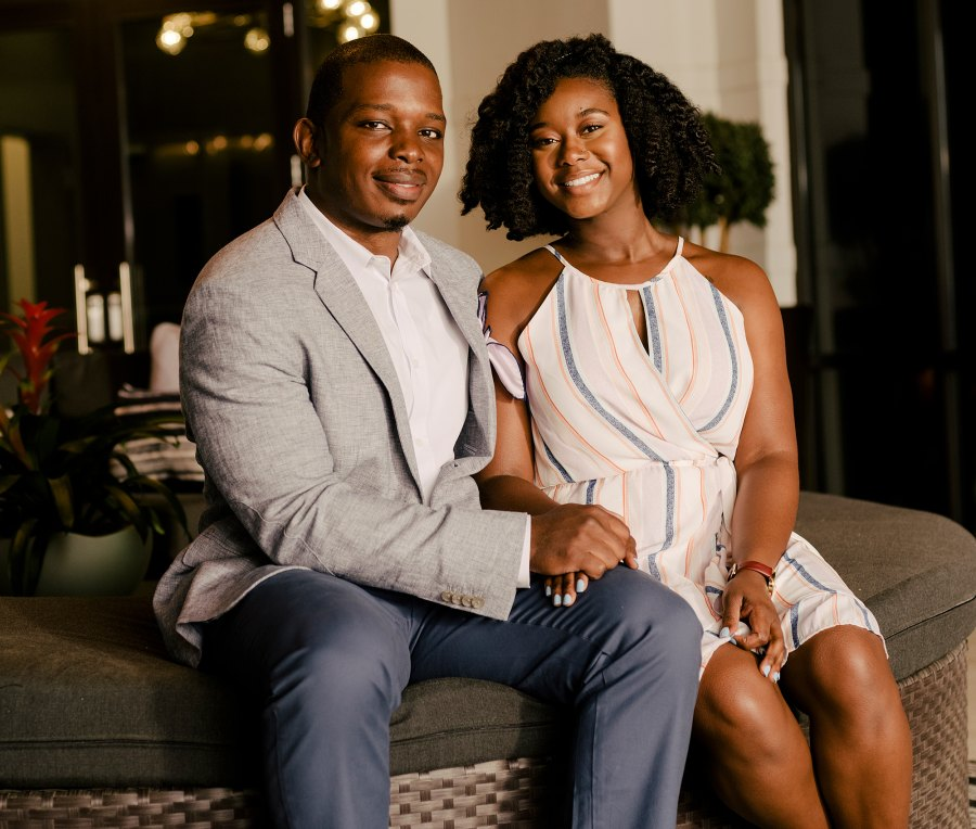 Deonna McNeill and Gregory Okotie married at first sight still together