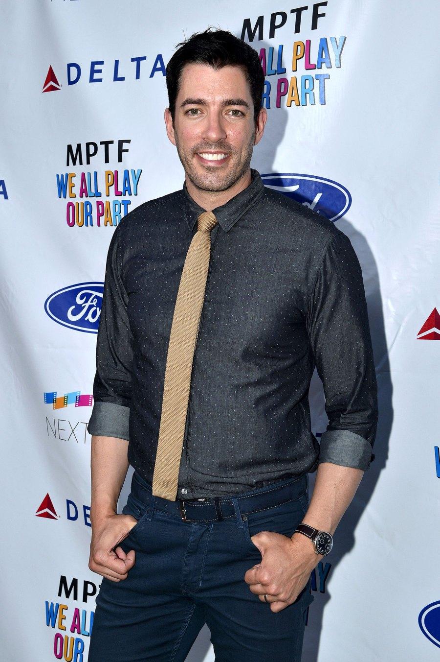 Drew Scott Stars React to Broadway Star Nick Cordero Tragic Coronavirus Death
