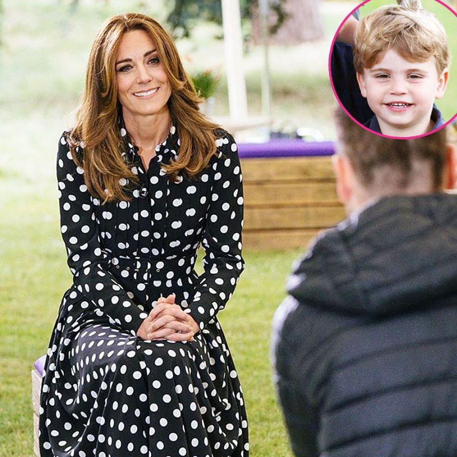 Duchess Kate Says Prince Louis Doesnt Understand Social Distancing