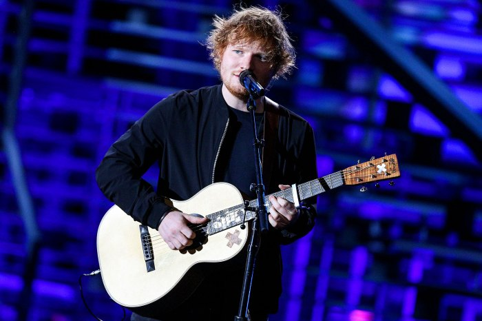 Ed Sheeran Says His Weight Ballooned on 2015 Tour Due to Bad Diet Drinking