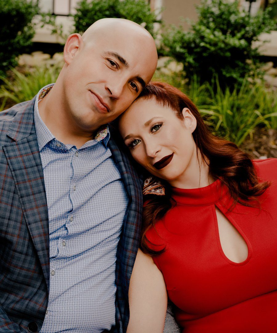 Elizabeth Bice and Jamie Thompson married at first sight still together