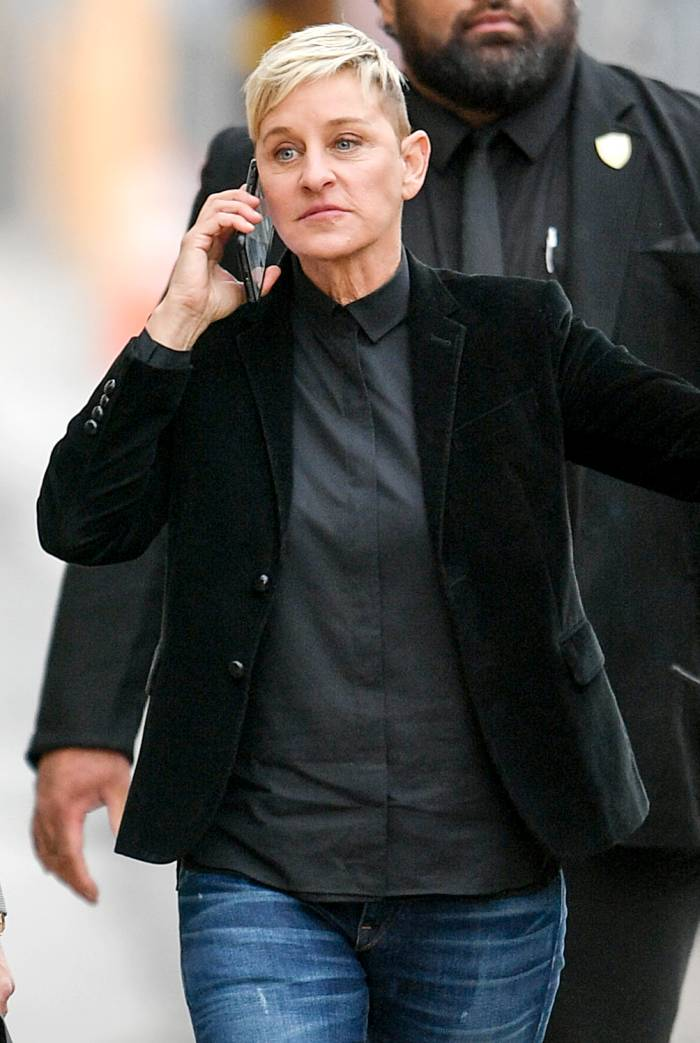 Ellen DeGeneres Show Under Investigation Amid Claims Toxic Environment