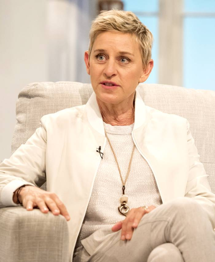 Ellen DeGeneres Speaks Out 1st Time About Toxic Workplace Allegations