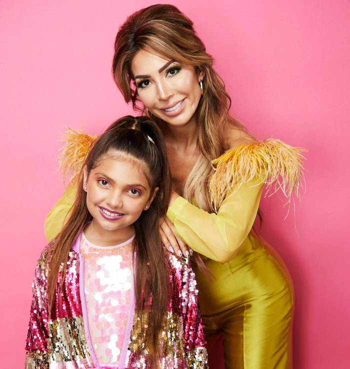 Farrah Abraham Reveals She's Had the Sex Talk With 11-Year-Old Daughter Sophia