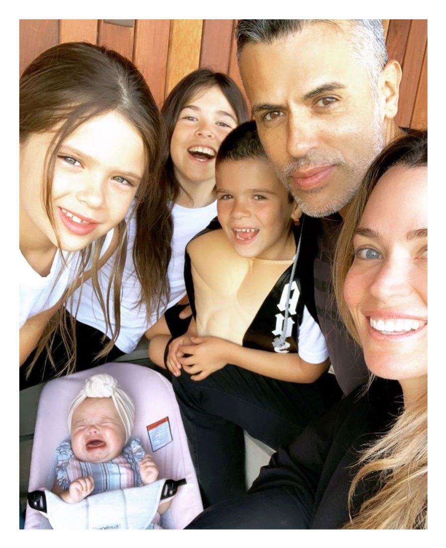 Fathers Day Teddi Mellencamp Arroyave Daughter Dove Baby Album