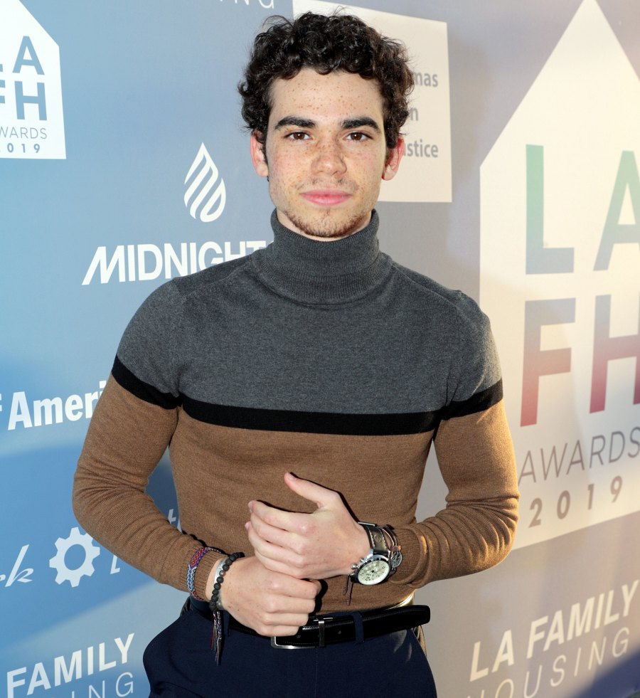 Cameron Boyce S Loved Ones Honor The 1 Year Anniversary Of His Death
