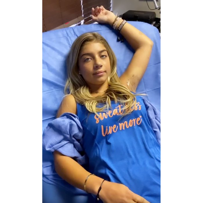 Gia Giudice Gets Amazing Procedure on Her Underarms After Nose Job Reveal