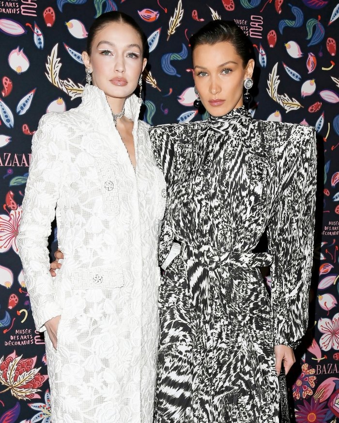 Gigi And Bella Hadid Love Pattaraphan S Edgy And Effortless Jewelry