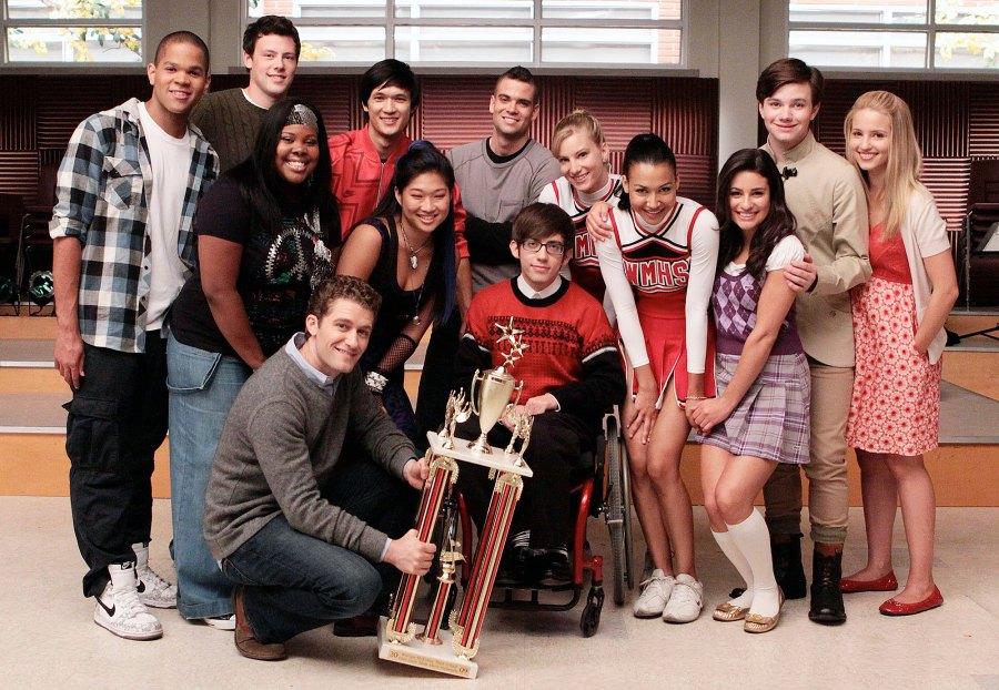 Glee Cast Reacts Naya Rivera Death