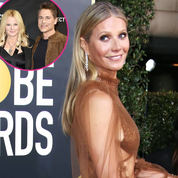 Gwyneth Paltrow Recalls Rob Lowe Wife Teaching Her About Oral Sex
