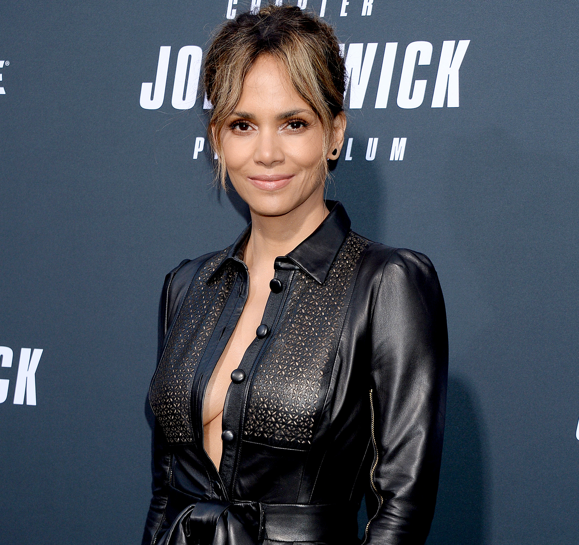 Halle Berry Teases That She Has a New Boyfriend 2 Years After Saying She Was Done With Love
