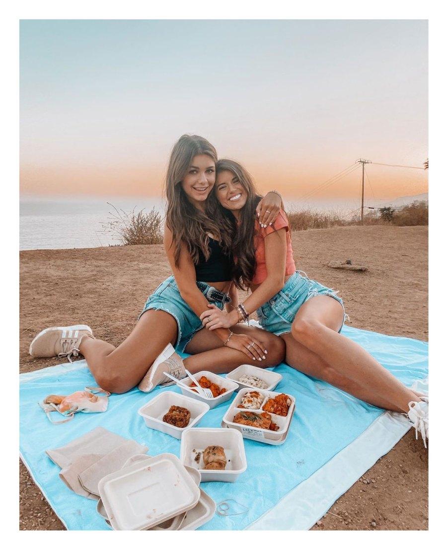 Hannah Ann Sluss and Madison Prewett Reunite Date Night Bachelor Beach