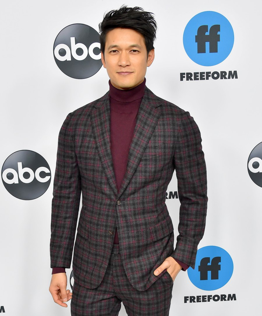 Harry Shum Jr. reacts to Naya Rivera