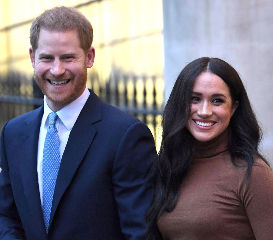 Harry and Meghan Congratulate Princess Beatrice on Her Wedding Day