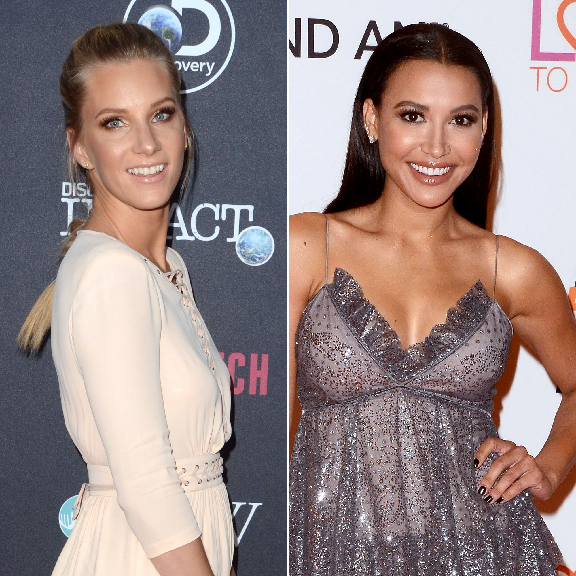 Heather Morris Called Police During Search for Naya Rivera Seemingly Organized Glee Cast Meetup