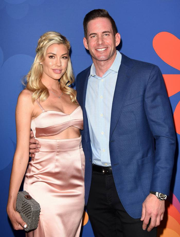 Heather Rae Young Pays Tribute to 'Soulmate' Tarek El Moussa on 1-Year Anniversary