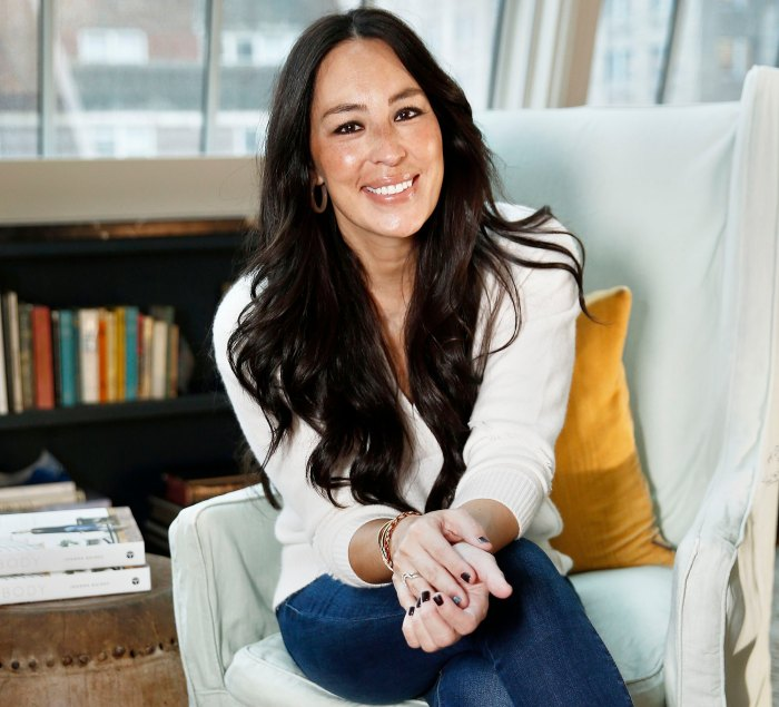 How Joanna Gaines Learned to Micromanage in Order to Spend More Time With Kids