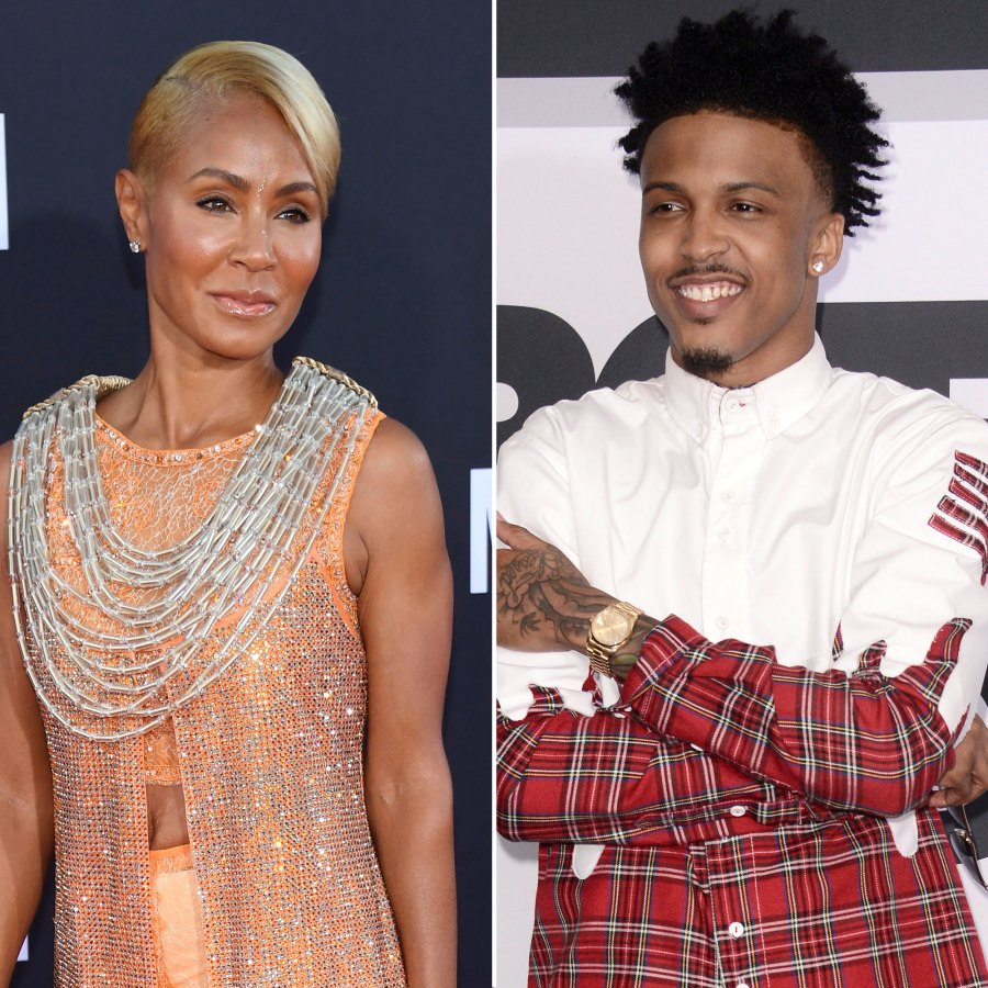 Jada Pinkett Smith Denies Affair With August Alsina