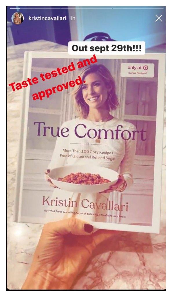 Jay Cutler Approves of Kristin Cavallari New Cookbook
