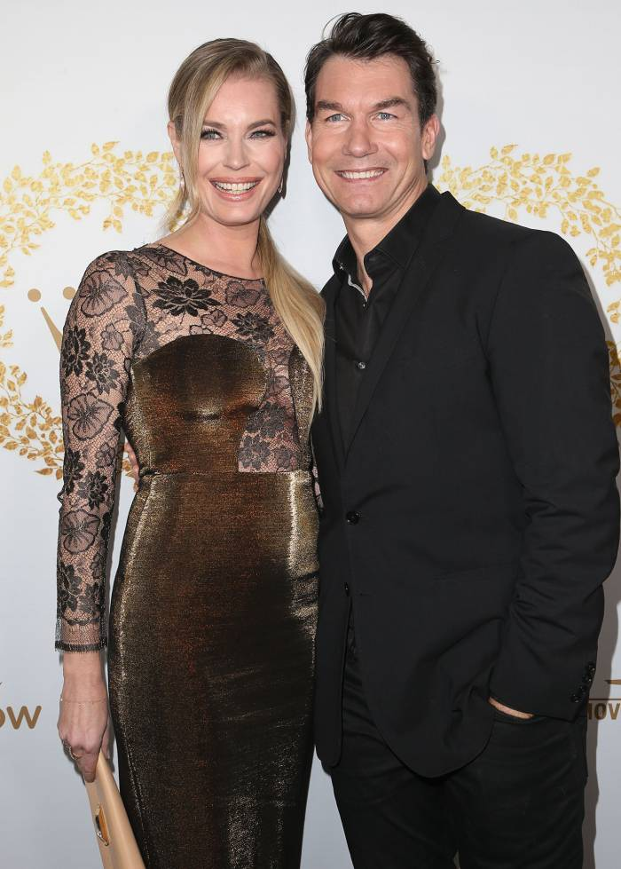 Jerry O'Connell Didn't Know if His Marriage to Rebecca Romijn Could 'Handle' Quarantine