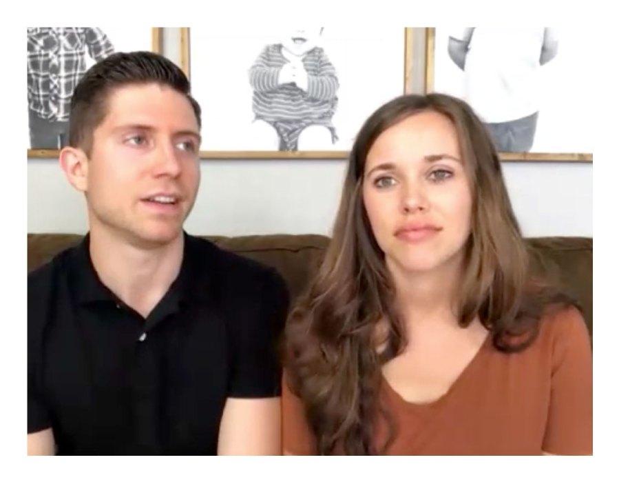 Jessa Duggar Gives Update on Son Henry Speech Delay Ben Seewald Jessa Seewald