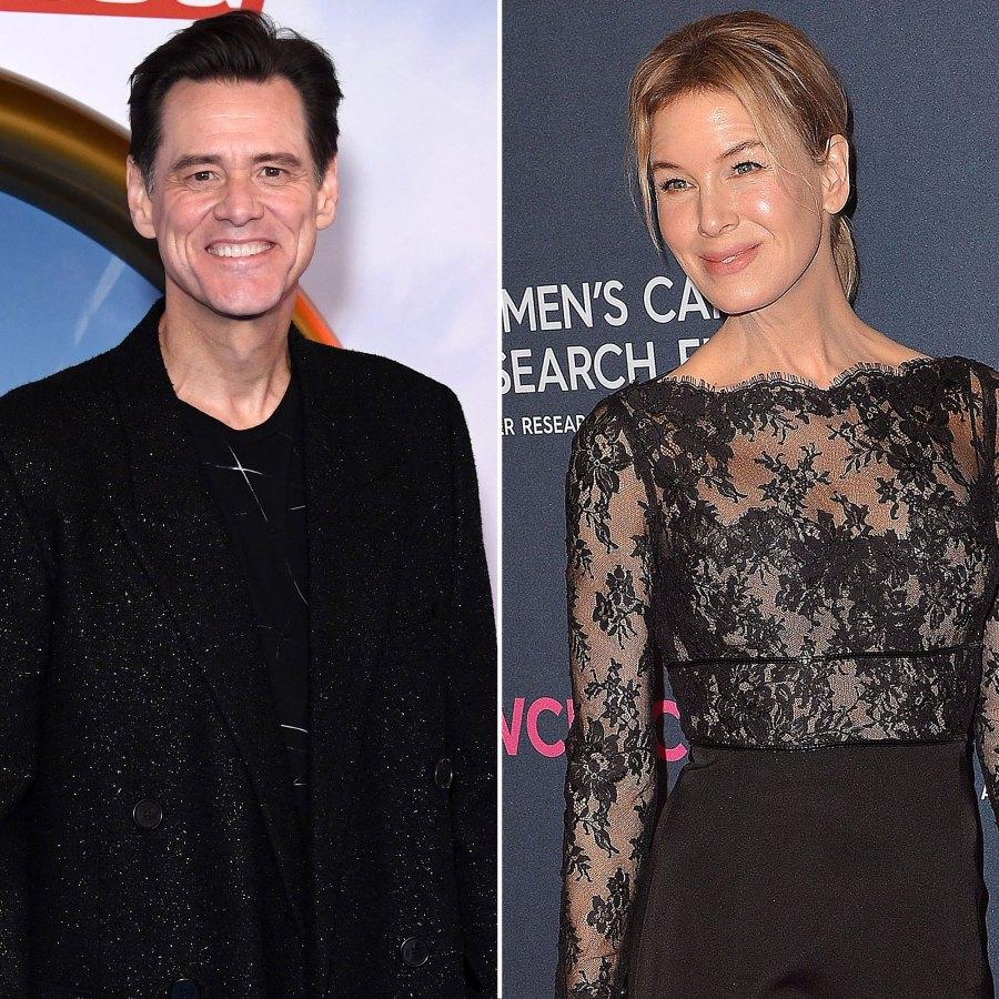 Jim Carrey Describes Ex Renee Zellweger as the Love of My Life