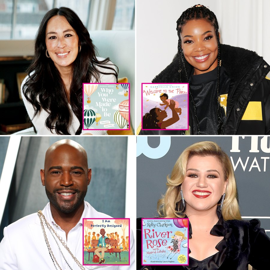 Joanna Gaines and More Celeb Parents Who Have Written Children's Books insets