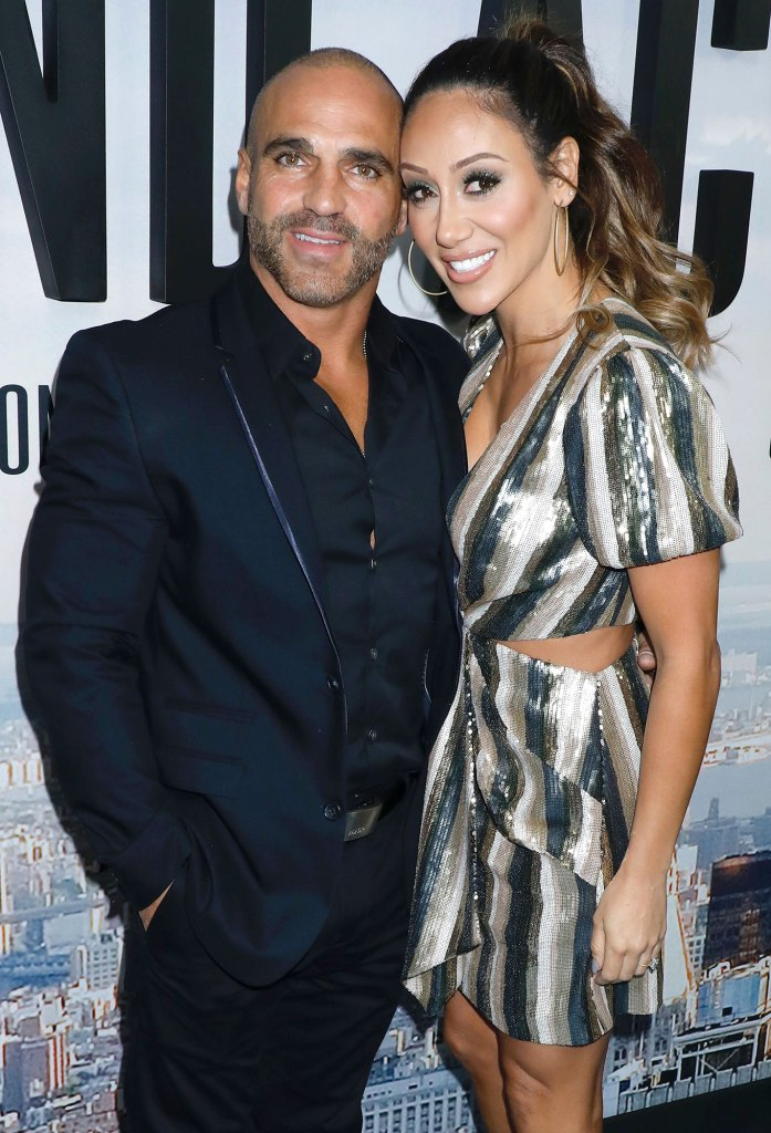 Joe Gorga and Melissa Gorga Jana Kramer and Mike Caussin Auditioned for Real Housewives of Beverly Hills During Quarantine