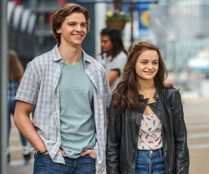 Joel Courtney Joey King The Kissing Booth 2 Lee and Elle Will Never Be Together