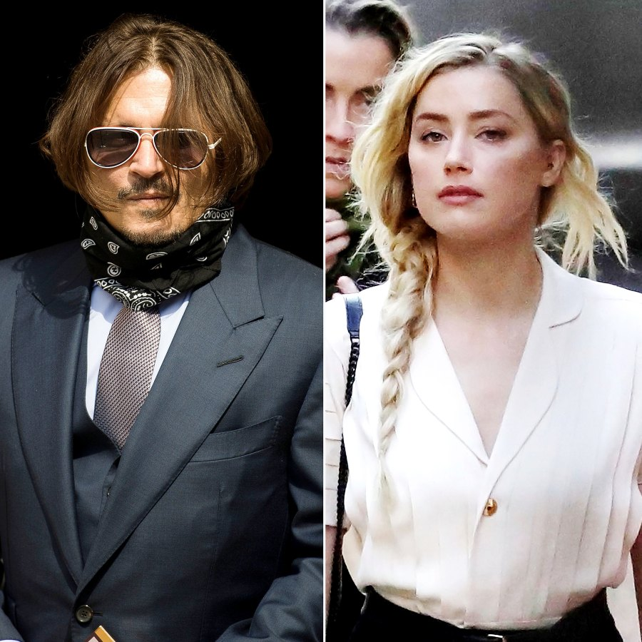 Johnny Depp Amber Heard Court Battle Everything to Know
