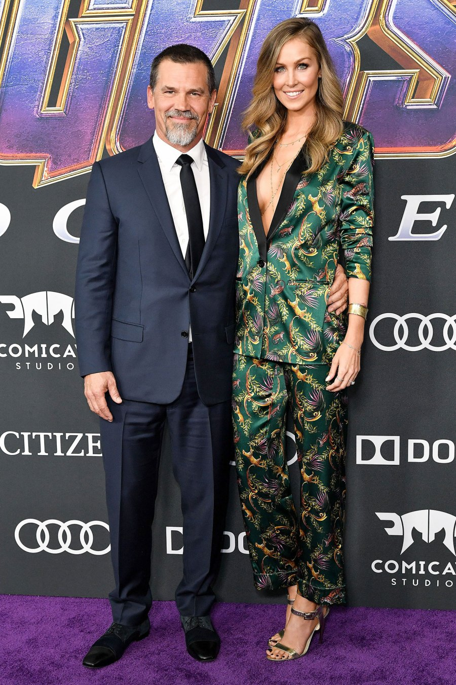 Josh Brolin Wife Kathryn Boyd Is Pregnant With Their 2nd Child Together