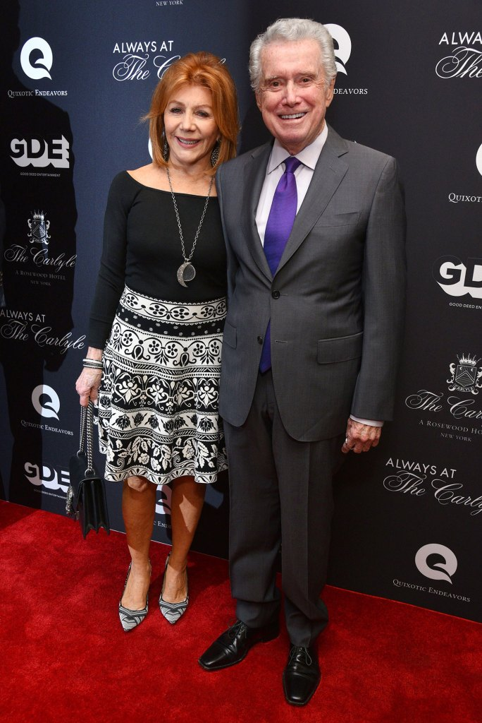 Joy Philbin and Regis Philbin Cause of Death