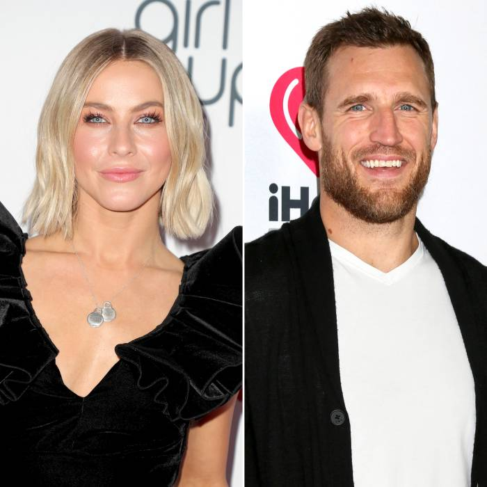 Julianne Hough Reacts to Estranged Husband Brooks Laich's New 'Thirst Trap' Photo