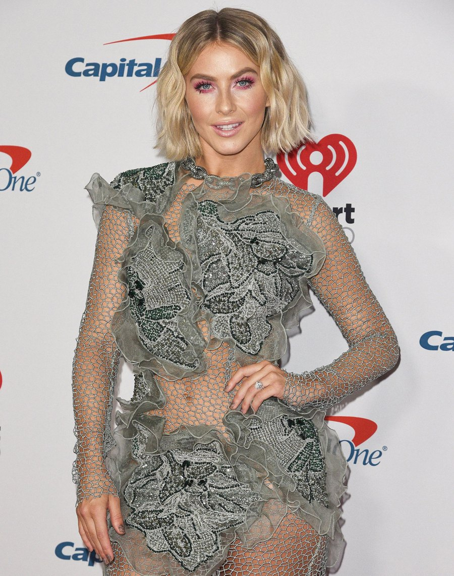 Julianne Hough Through the Years: From 'Dancing With the Stars' to Triple Threat