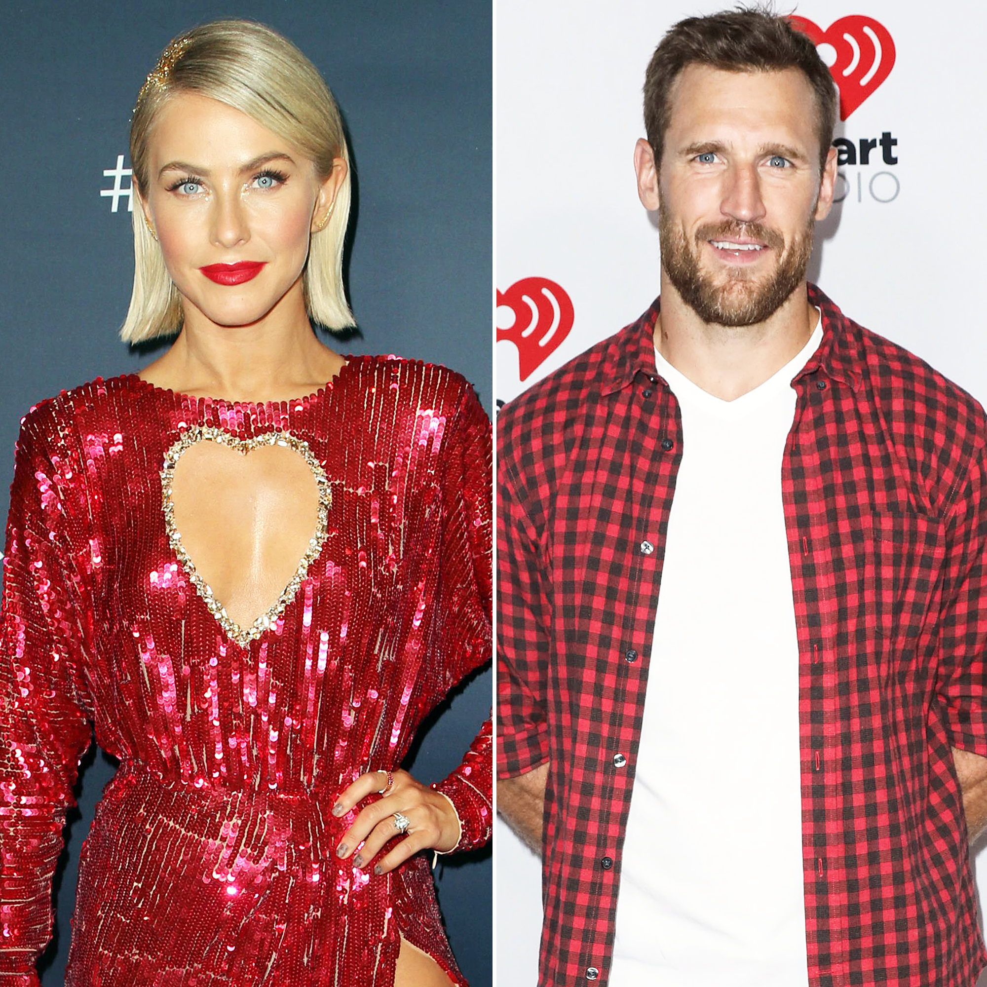 <div>Julianne Hough and Brooks Laich 'Haven't Been Speaking Much' Amid Divorce</div>