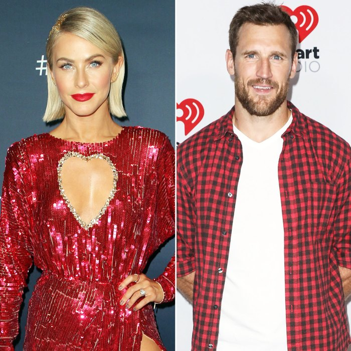 Julianne Hough and Brooks Laich Have Not Been Speaking Much Since Announcing Their Split