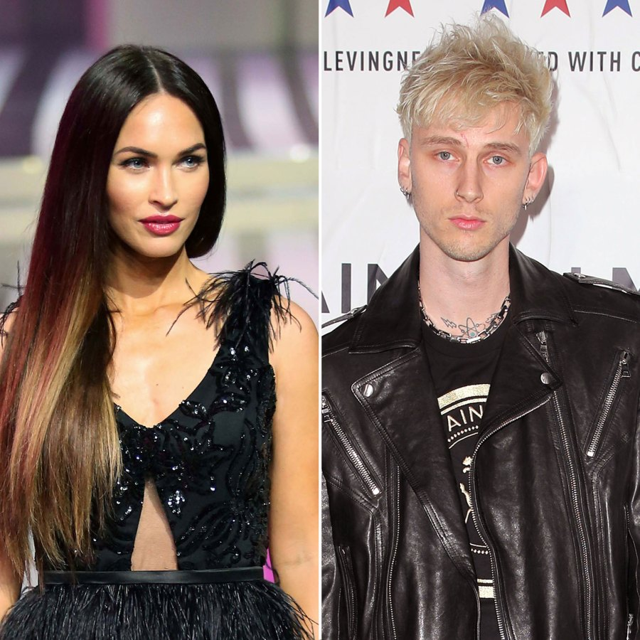 June 2020 Confirm Romance With a Kiss Megan Fox and Machine Gun Kelly Relationship Timeline
