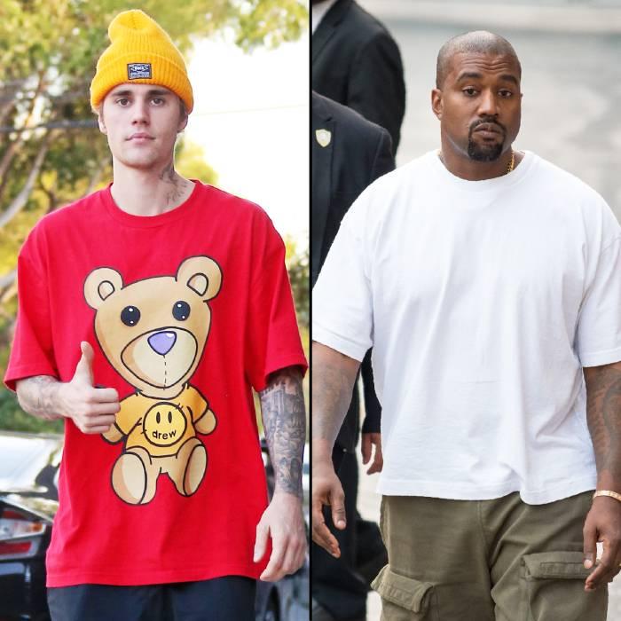 Justin Bieber Visits Kanye West at Wyoming Ranch Following Twitter Drama