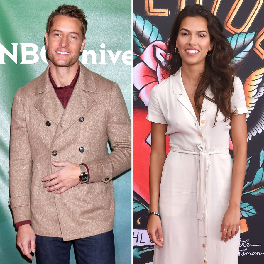 Justin Hartley and Sofia Pernas Relationship Timeline